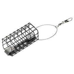 Accessoire pêche au feeder SIMPLY'FEEDER SQUARE X2 20 gr