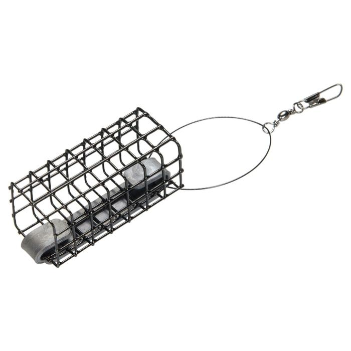 Accessoire pêche au feeder SIMPLY'FEEDER SQUARE X2 30 gr - 890825