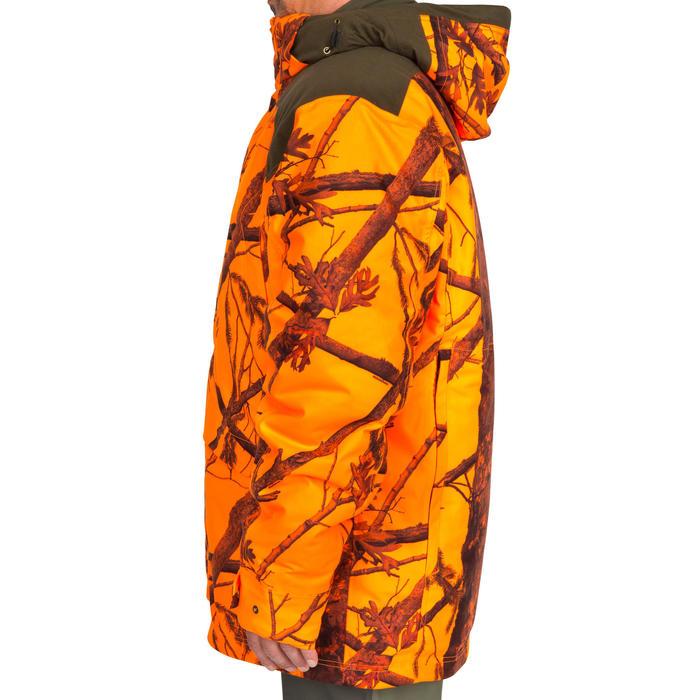 Veste chasse silencieuse Sibir 900 CAMOFLUO - 89102