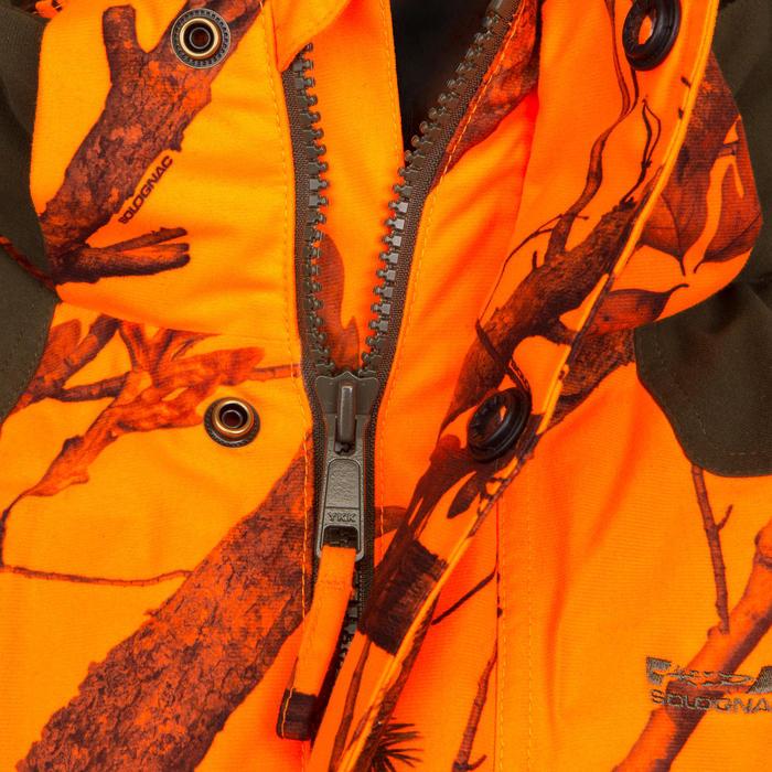 Veste chasse silencieuse Sibir 900 CAMOFLUO - 89103