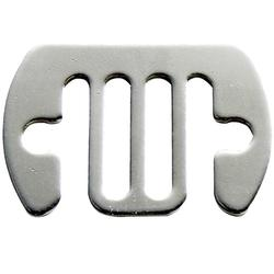 Empalmes conductor para valla equitación cintas de hasta 20 mm x 5