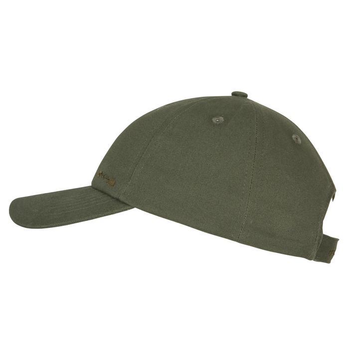 Jagd-Schirmmütze Steppe 100 khaki