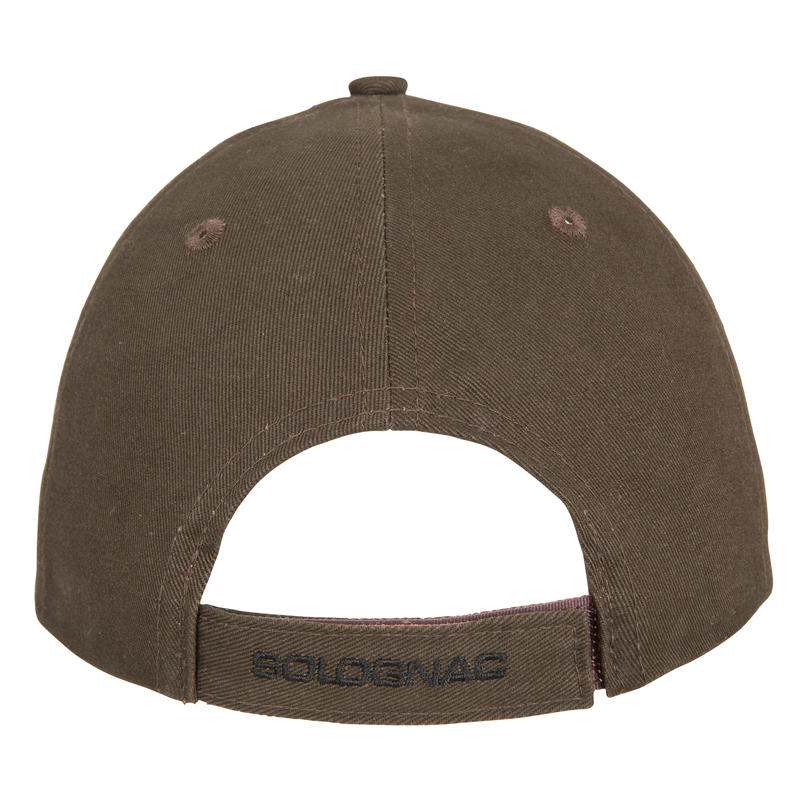 Cap SG-100 Brown