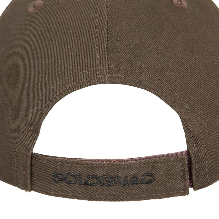 Casquette chasse Steppe 100 - 89134