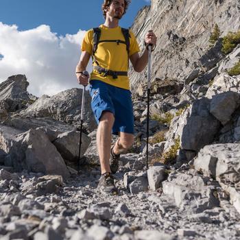 Chaussures de randonnée montagne homme MH100 imperméable - 892544