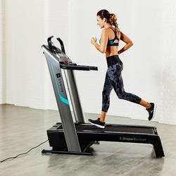 Fitnessbeha Shape+ voor dames gemêleerd - 892592