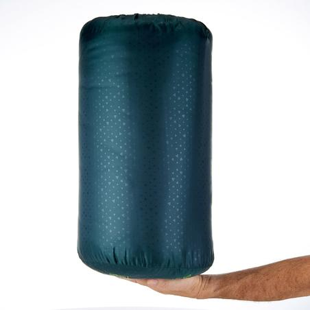ARPENAZ 15° XL Camping Sleeping Bag Green