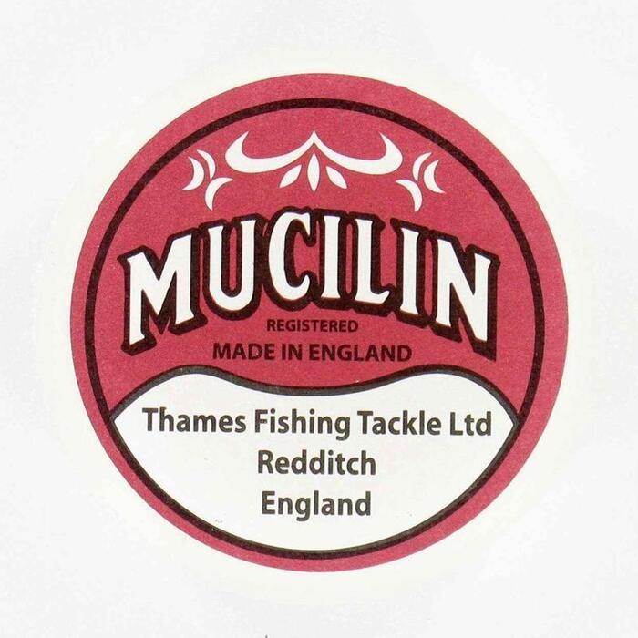 Angelfett Fliegenfischen Mucilin rot