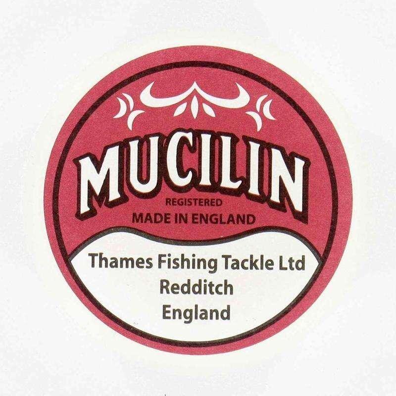 FLUGFISKE Fiske - Fett MUCILIN röd RAGOT - Flugfiske