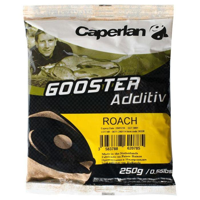 Additif poudre pêche au coup GOOSTER ADDITIV' ROACH - 893015