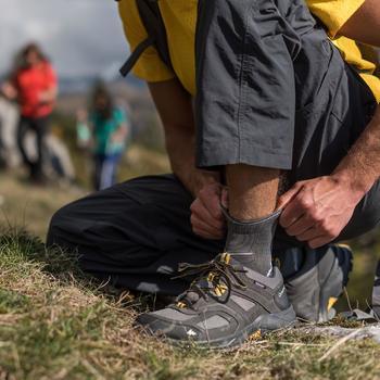 Chaussures de randonnée montagne homme MH100 imperméable - 893556