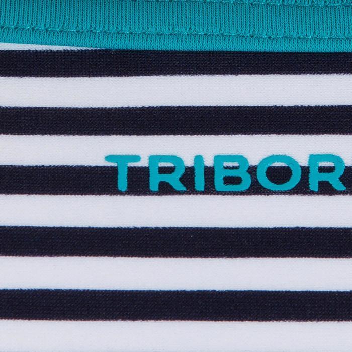 Haut de maillot de bain femme triangle coulissant avec coques MAE - 894057
