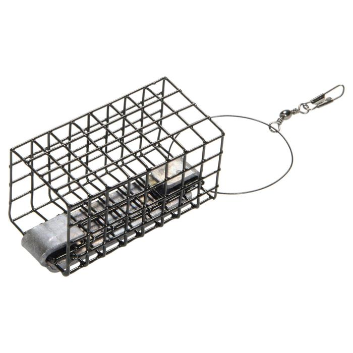 Accessoire feedervissen Simply'Feeder Square x2 30 g