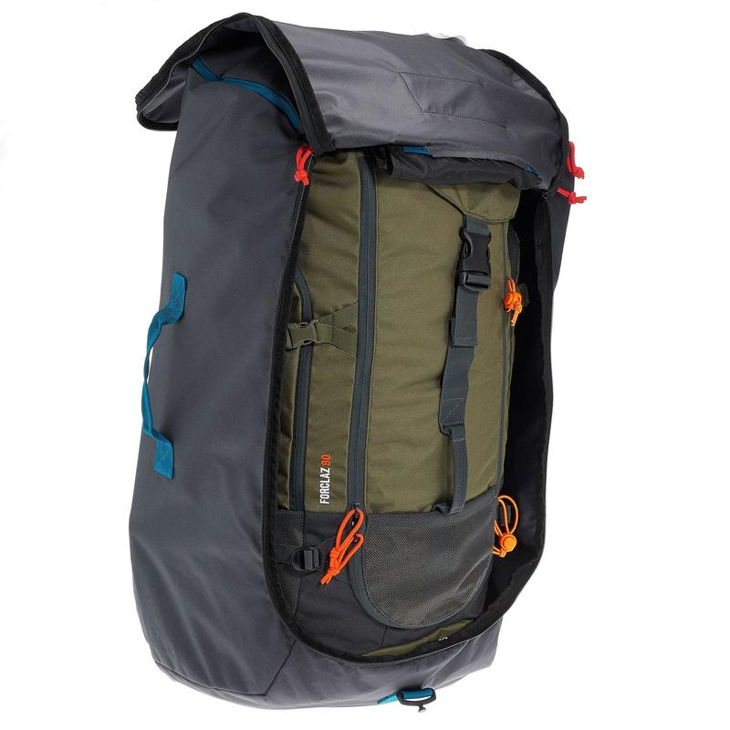 674584aa8dec Travel Airplane and Protective Transport Cover for 40 to 90 Litre Backpacks