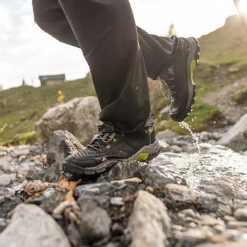 Chaussure de randonnée nature homme Forclaz 500 Fresh - 895243
