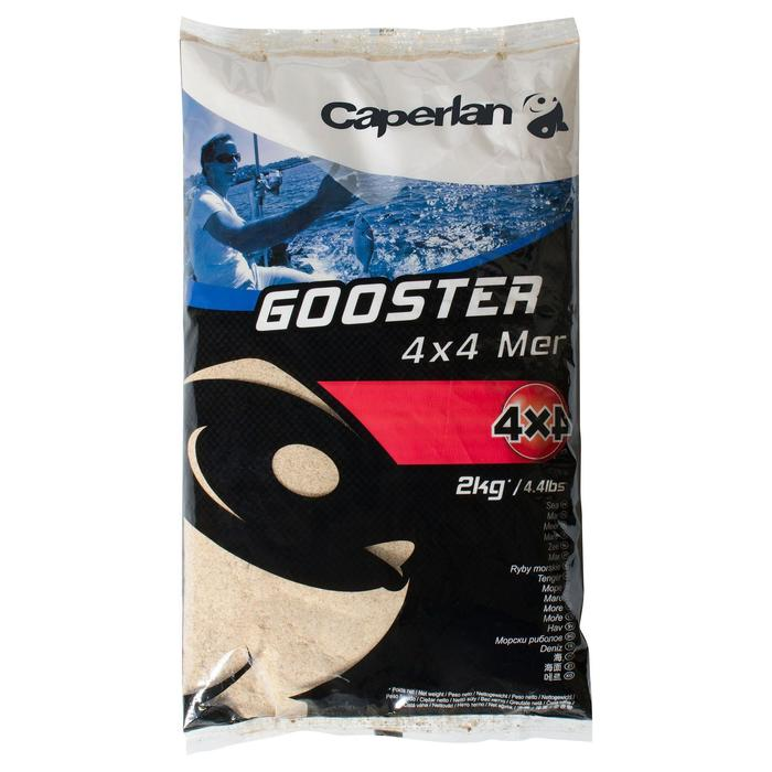 Amorces pêche en mer GOOSTER 4X4 MER - 895482