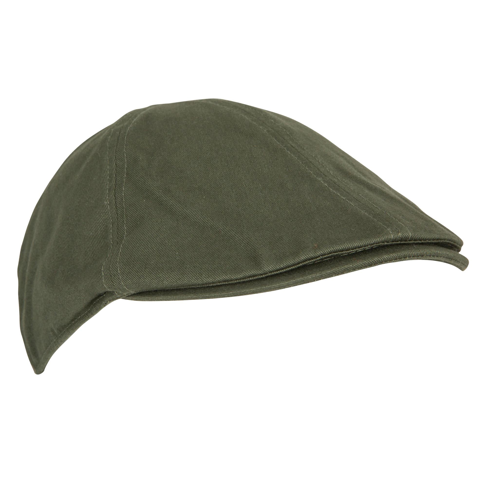 1f414b67524 Steppe flat cap green solognac jpg 2000x2000 Green flat cap