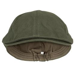 Casquette plate chasse Steppe vert