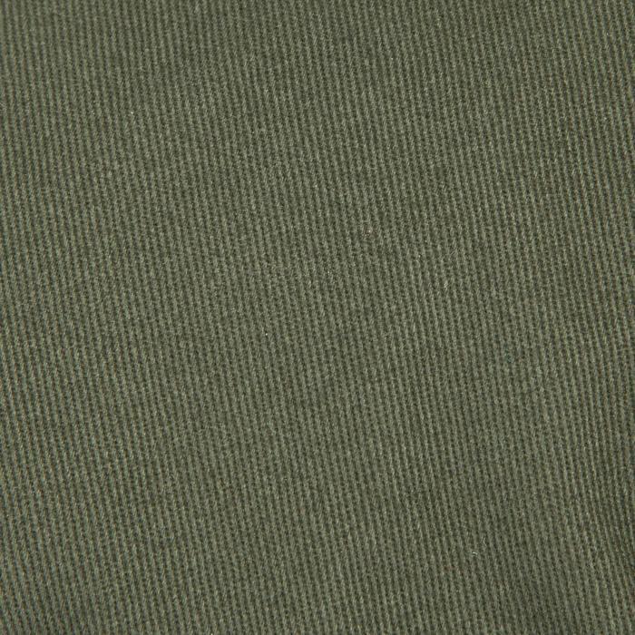 Gorra plana de caza Steppe verde