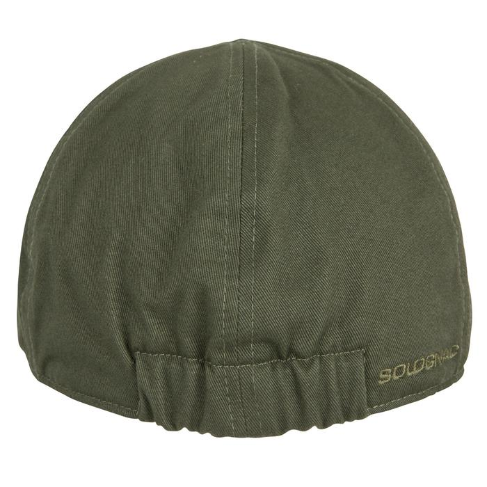 Casquette plate chasse Steppe - 89601