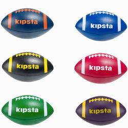 Minibal voor American football veelkleurig