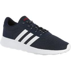 Herensneakers Lite Racer blauw/wit