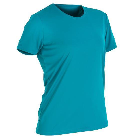 UV-werend zwemshirt met korte mouwen voor dames, voor surfen - 898019