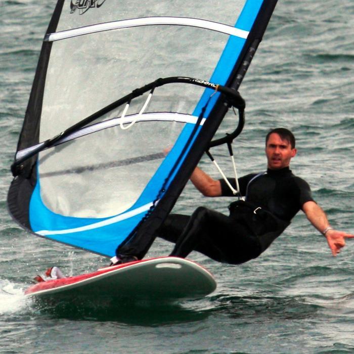 """Vaste trapezelijnen voor windsurfplank 28"""""""