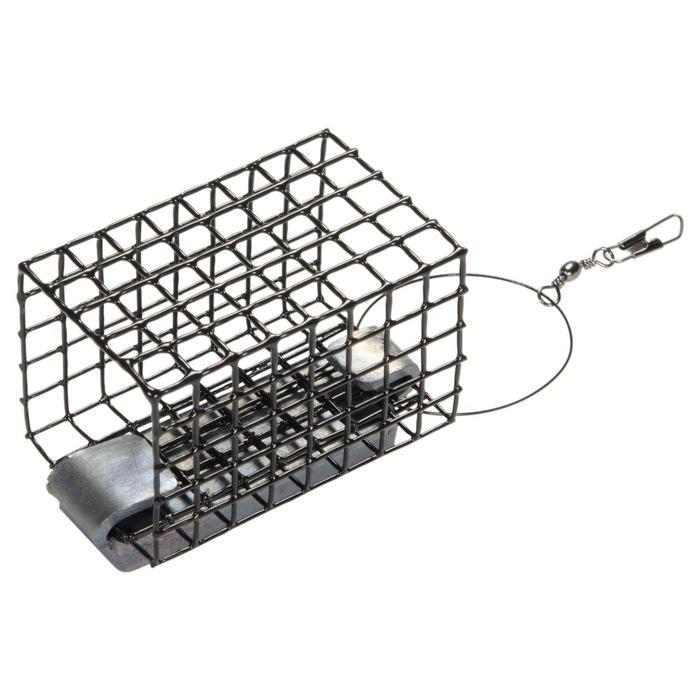 Accessoire pêche au feeder SIMPLY'FEEDER SQUARE X2 30 gr - 898299