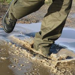 Waterdichte schoenen Crosshunt 300 bruin - 898607