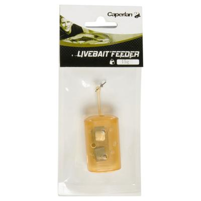 אביזר לדיג האכלה בכלוב LIVEBAIT'FEEDER X1 15g
