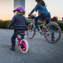 Loopfietsje 10 inch Run Ride Rose City - 899902