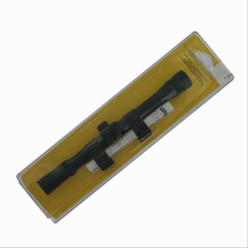 Ţinte/plumb aer comprimat Vanatoare - Lunetă AC 4 x 20 SIDAM - Accesorii vanatoare