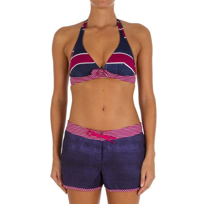 Haut de maillot de bain femme foulard avec fermoir dos BAHIA BAMA - 900857