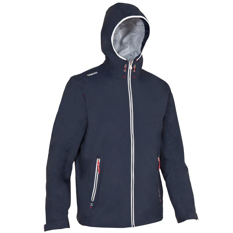 100 Men's Sailing Oilskin - Dark Blue