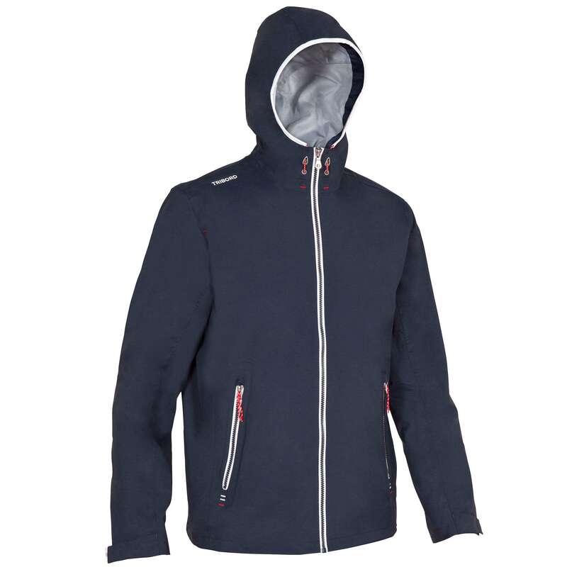 Мужские куртки для яхтинга Мужская летняя одежда - ВЕТРОВКА RAINCOSTAL МУЖ. TRIBORD - Мужская летняя одежда