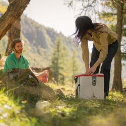 Koeltas Icefresh Compact 16 liter voor trekking en camping - 902456