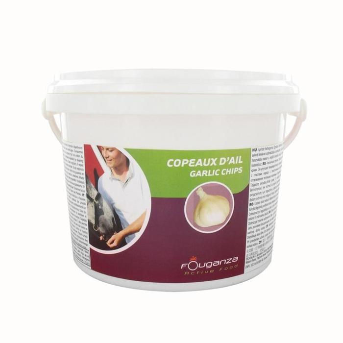 Complément alimentaire pour chevaux et poneys AIL en copeaux - 600grs - 903439