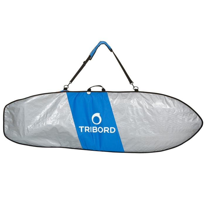 Boardbag voor surfboard van maximum 6'3""