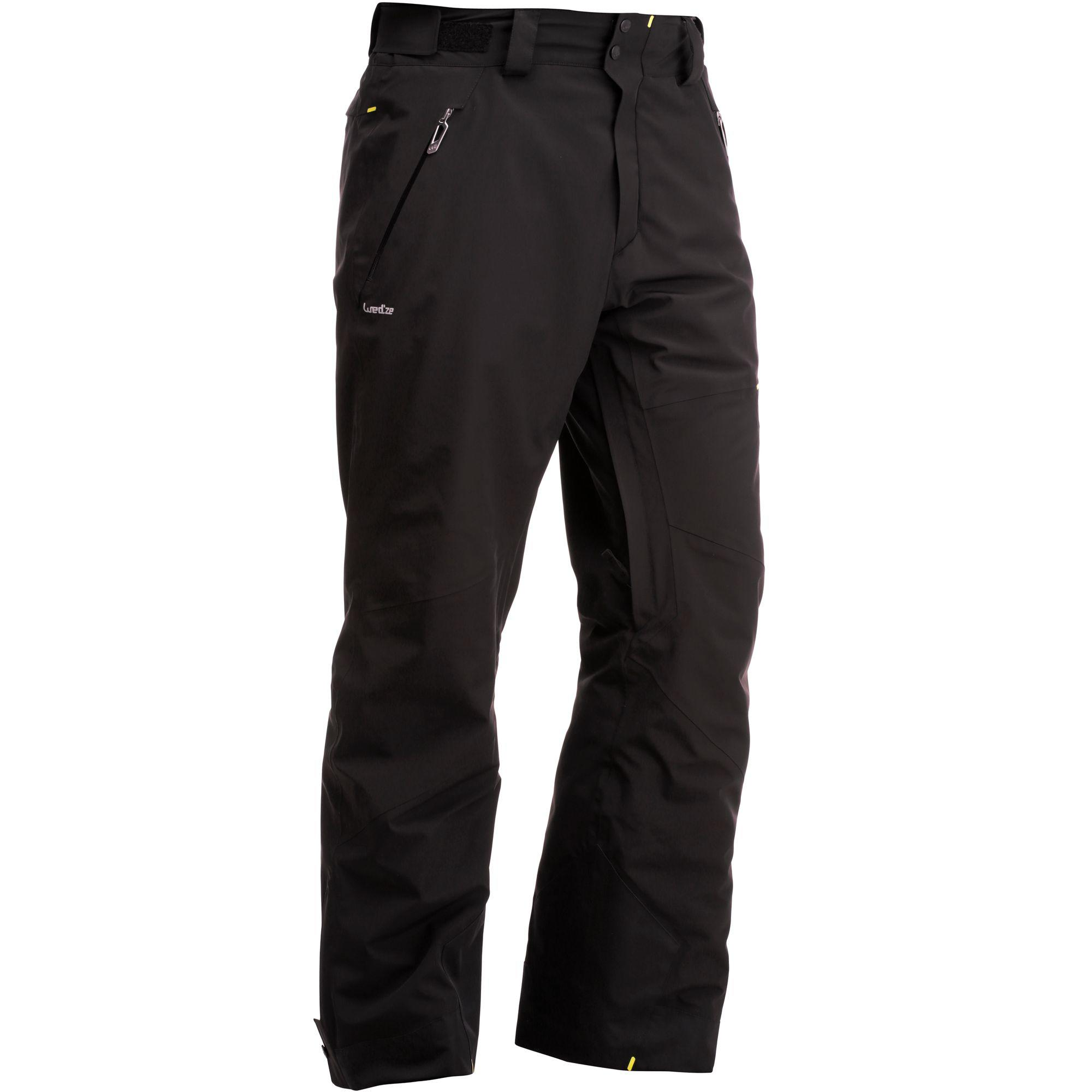 Ski-P PA 900 Men's Downhill Ski Pants - Black