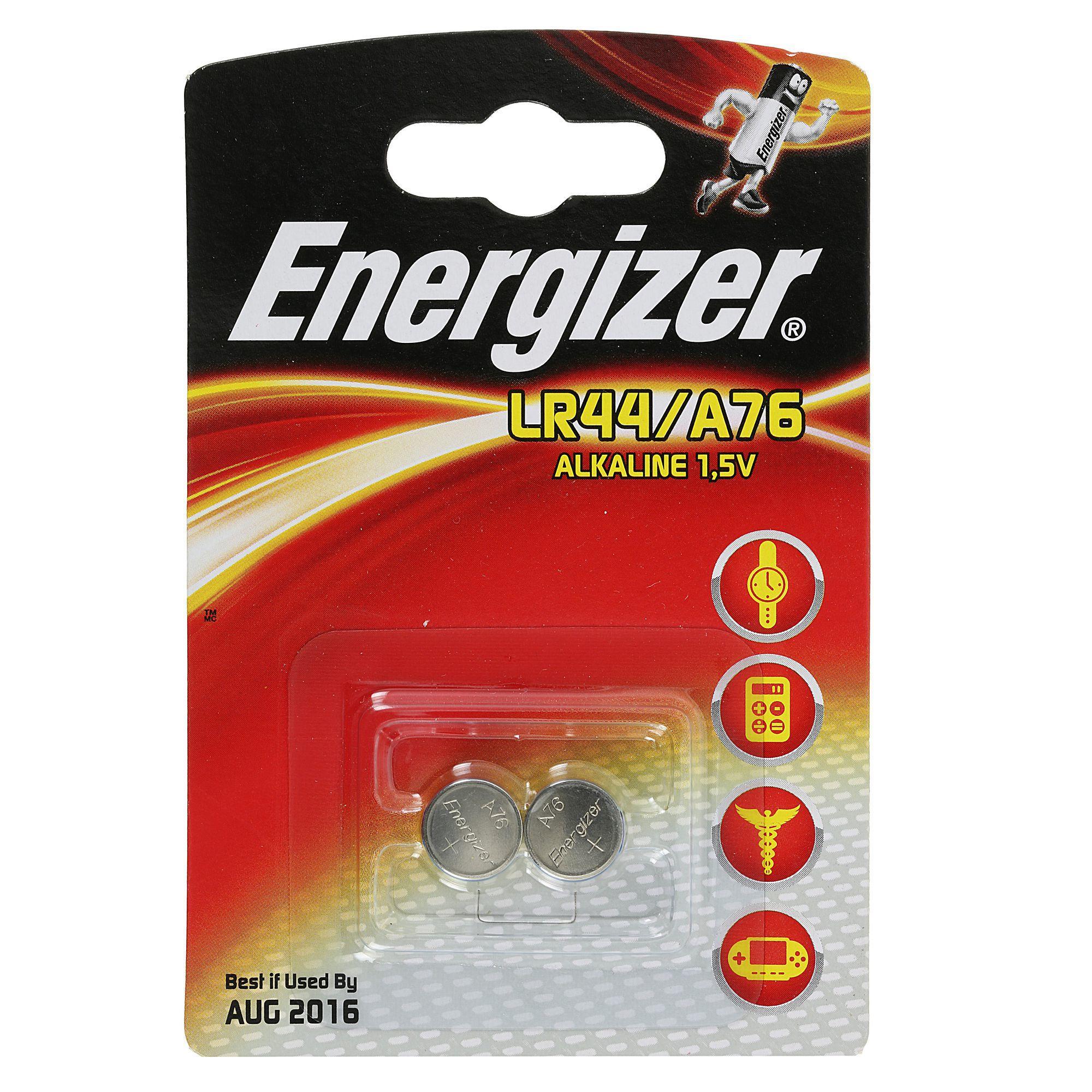 Energizer BATTERIJEN LR44/A76