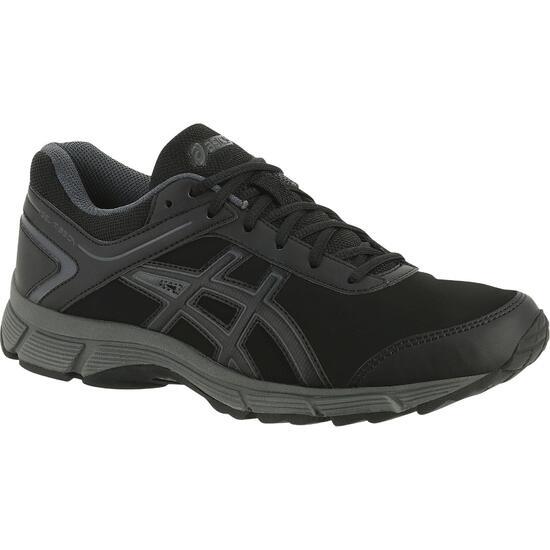 Sneakers Gel Mission voor sportief wandelen zwart - 905228
