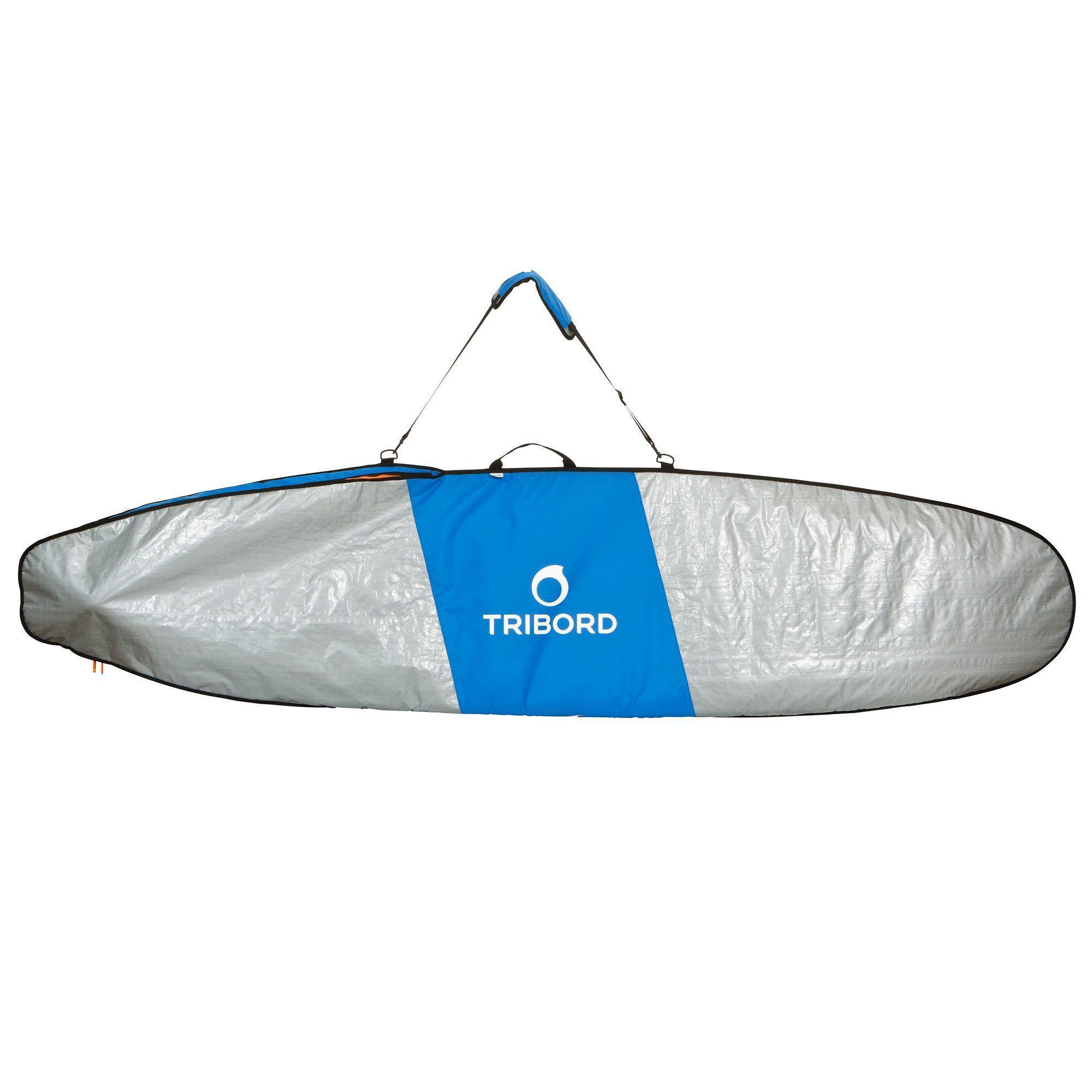 Funda para tabla de surf Longboard 9  Olaian  c0ebacf1f01