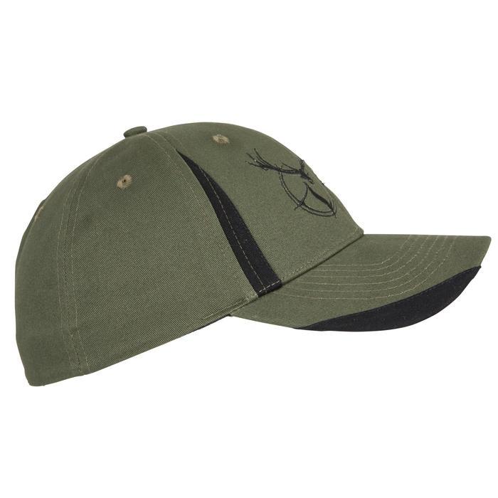 Pet voor de jacht Steppe Flex groen/zwart