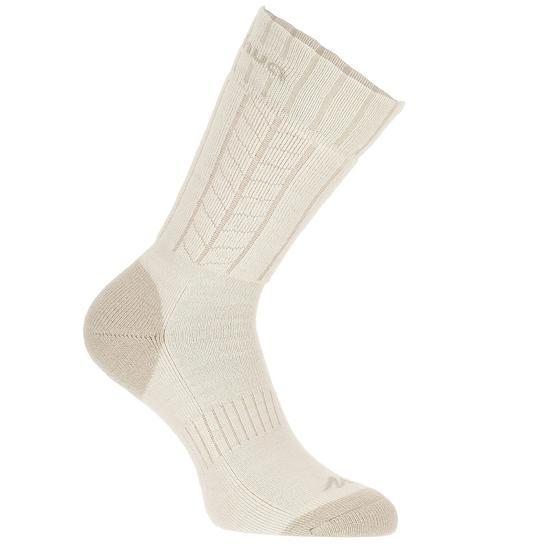 2 paar sokken Arpenaz Warm - 905949