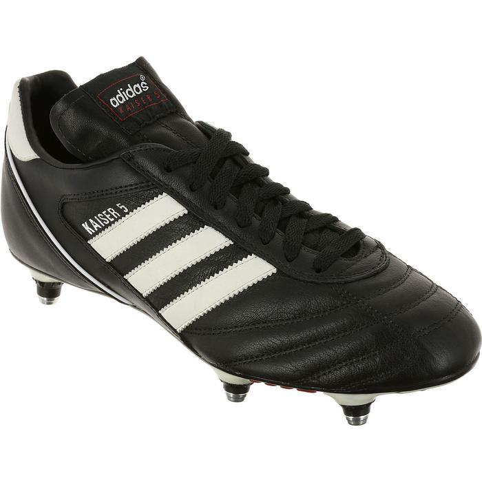 Chaussure de football adulte Kaiser Cup SG noire - 906149