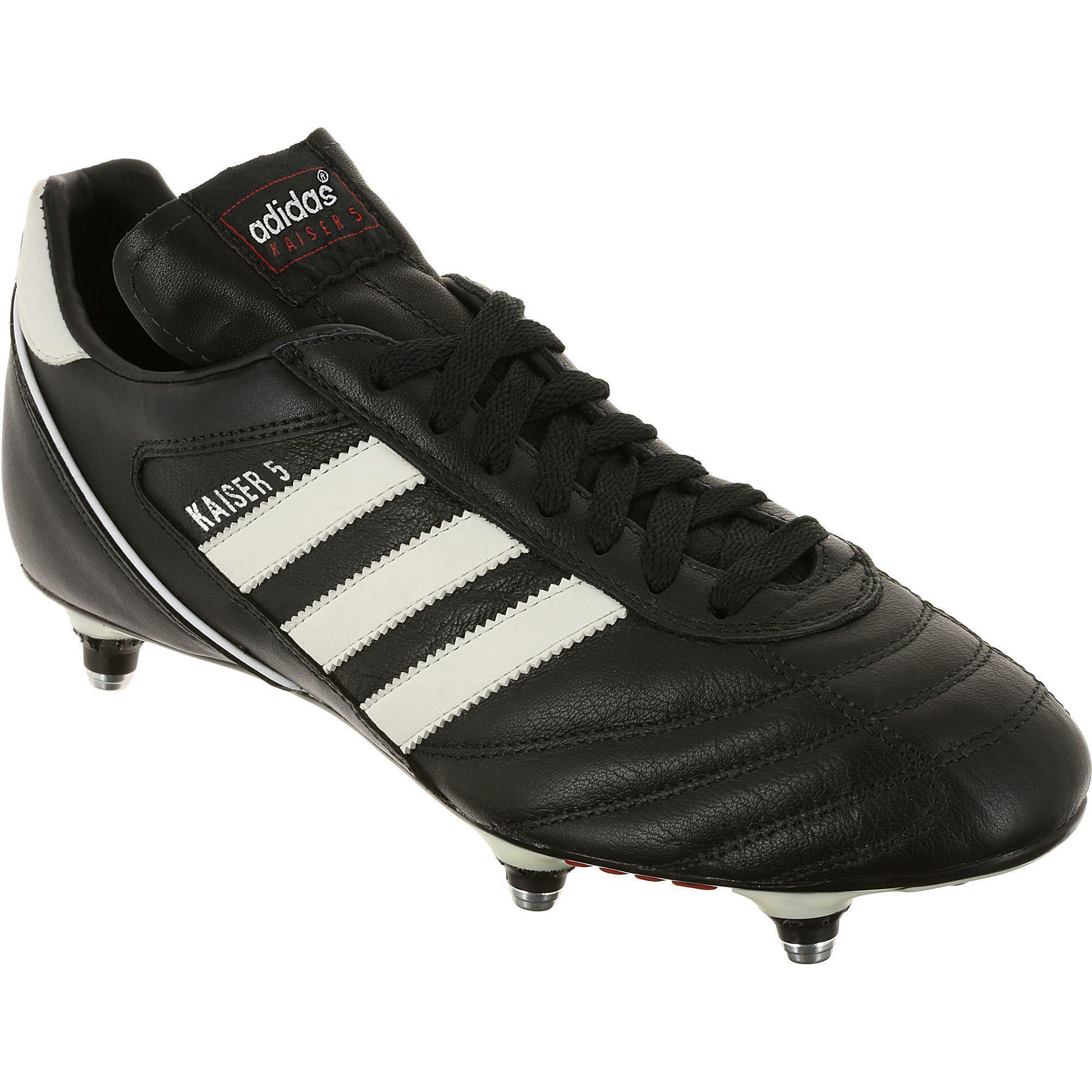 Adidas Voetbalschoenen Kaiser 5 Cup SG voor volwassenen zwart