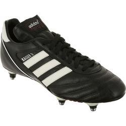 Voetbalschoenen voor volwassenen Kaiser Cup SG zwart