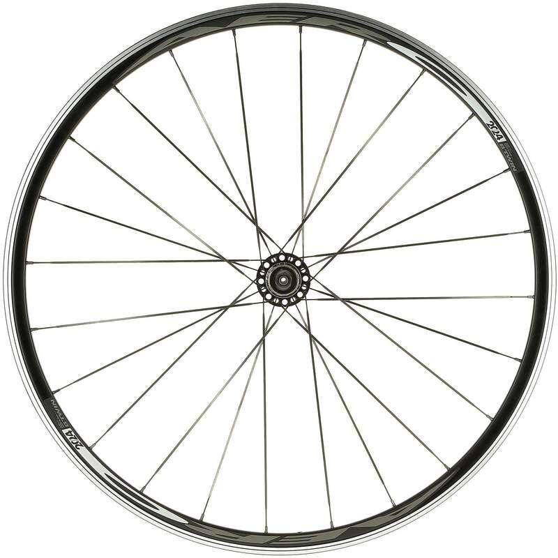 SILNIČNÍ KOLA Cyklistika - ZADNÍ SILNIČNÍ KOLO 700 AERO BTWIN - Náhradní díly na kolo