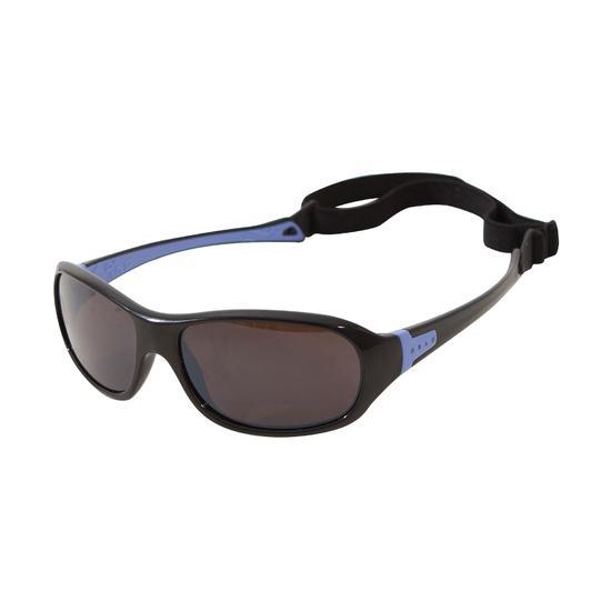 Zonnebril Teen 500 voor skiën en bergsporten, kinderen 7-10, wit, categorie 4 - 906501